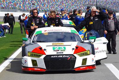 GTD-Alex Job Racing Audi R8 LMS GT3