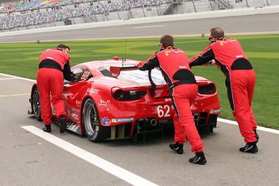 GTLM-Risi Competizione Ferrari 488 GTE