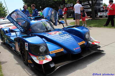 VisitFlorida Racing Multimatic/Riley  LMP2