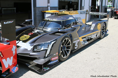 Mustang Sampling Racing Cadillac DPi