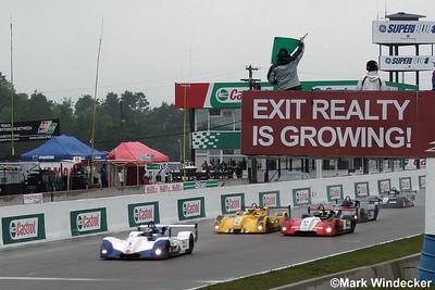 STRAT RACE #1