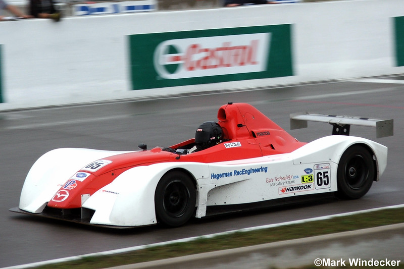 13TH 1-L3 RICHARD SPICER FSCCA SPORTS CAR