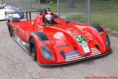 Eurosport Racing-Jon Brownson