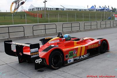 ANSA  Motorsports,  Michal Chlumecky
