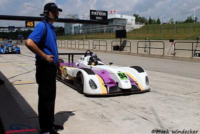 Comprent Motor Sports, Darryl Shoff