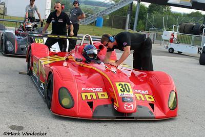 L2 Ludovico Manfredi,  ANSA Motorsports