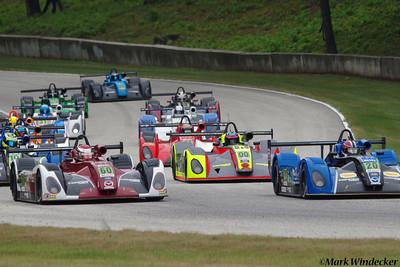 Race #1-Saturday.....