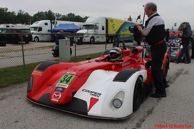 Jon Brownson(M) Eurosport Racing