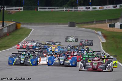 Start Race #1-Thursday