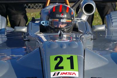 Stuart Rettie Lion Rampant Motorsports
