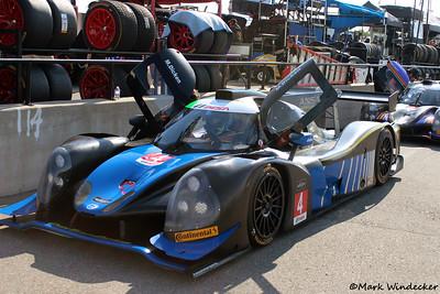ANSA Motorsports  Ligier JS P3