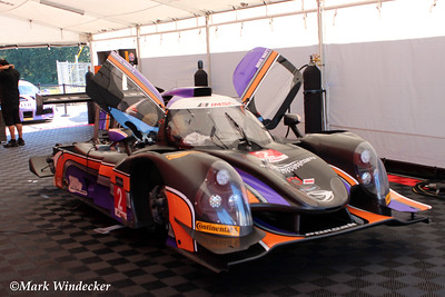 ASC Motorsports Ligier JS P3