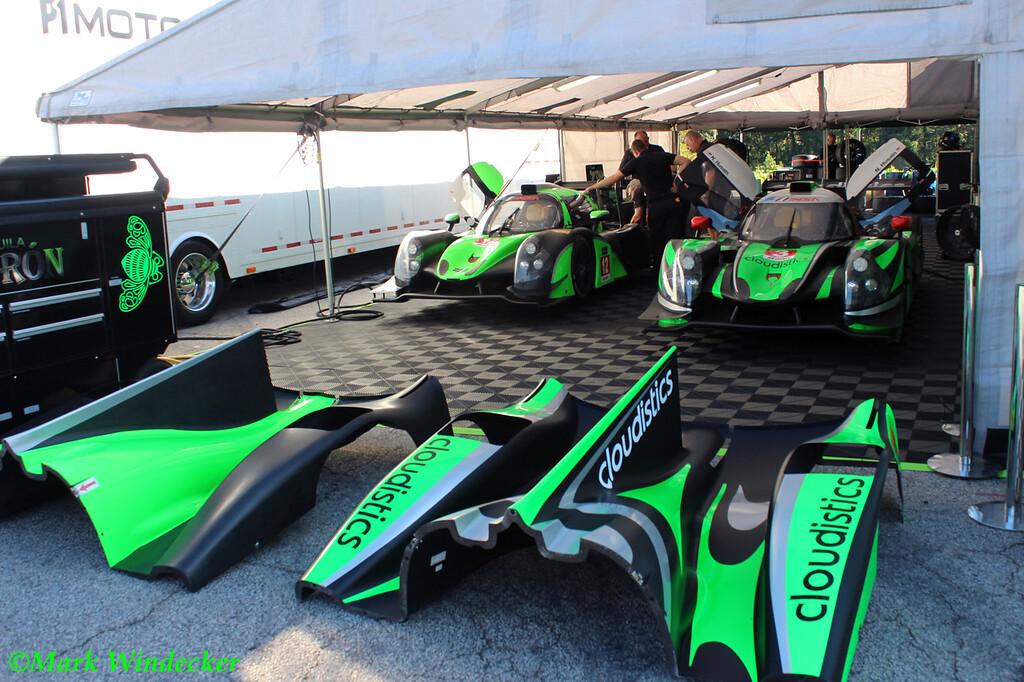 Extreme Speed Motorsports Ligier JS P3