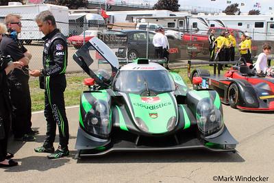 LMP3  Naj Husain Extreme Speed Motorsports Ligier JS P3