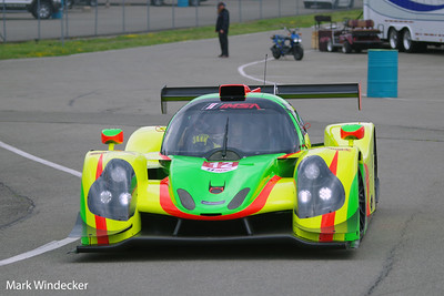 LMP3 Andres Gutierrez Performance Tech Motorsports
