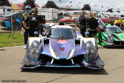 LMP3 Robby Foley P1 Motorsports Ligier JS P3