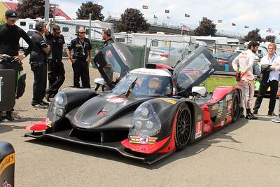 LMP3 Kenton Koch P1 Motorsports Ligier JS P3