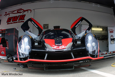 LMP3 James Dayson CWR Ligier JS P3