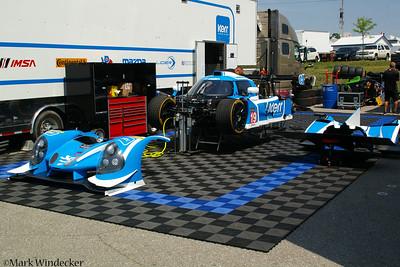LMP3 Baker Racing  Ligier JS P3