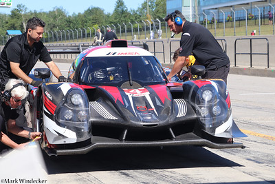 LMP3 ANSA Motorsports Ligier JS P3