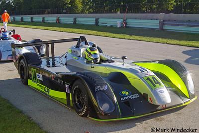 Comprent Motor Sports, Sean Rayhall