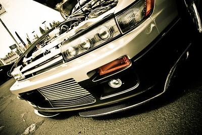 Nissanparts.cc Show - Olympia WA - August 2012