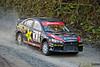 #1 Antoine L'Estage Nathalie Richard 2009 Mitsubishi Lancer Evo X _D3C4542 RT