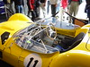 My all time favorite. The Maserati Birdcage Typo 61 on display at the Rolex Monterey Historics at Laguna Seca 2005.
