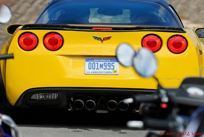 Is this the new Corvette ZR1 / SS