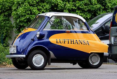 Photo taken at Hattersheim Lufthansa Klassikertage back in May 2008.