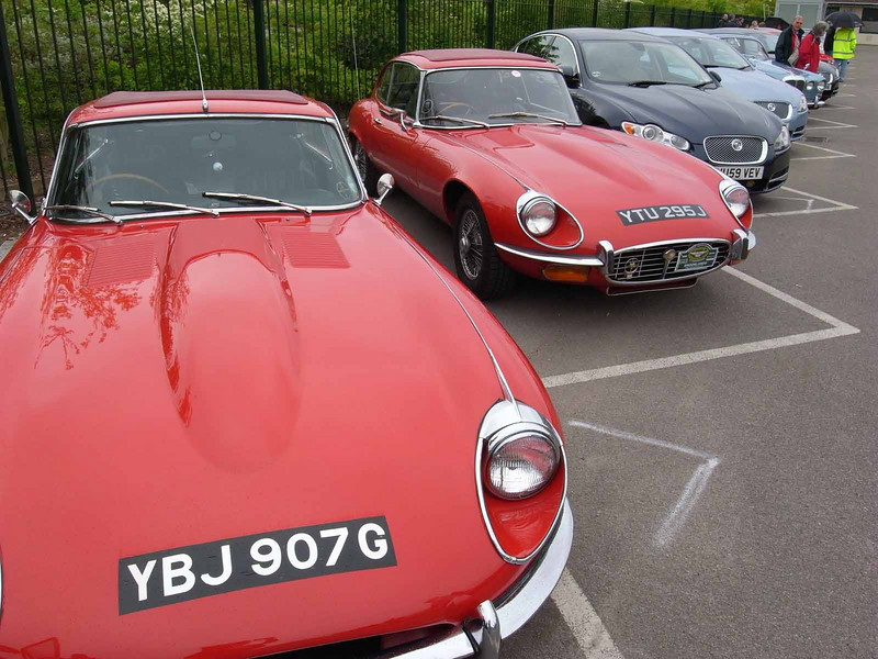 E-Types and our XFs