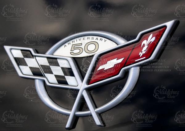 2003 Chevrolet Corvette<br /> 50th Anniversary