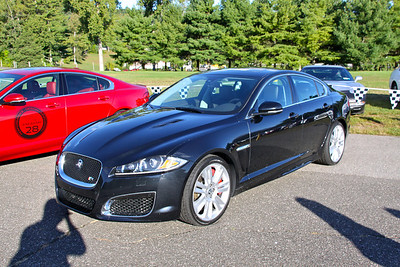 Jaguar Event @ Lime Rock