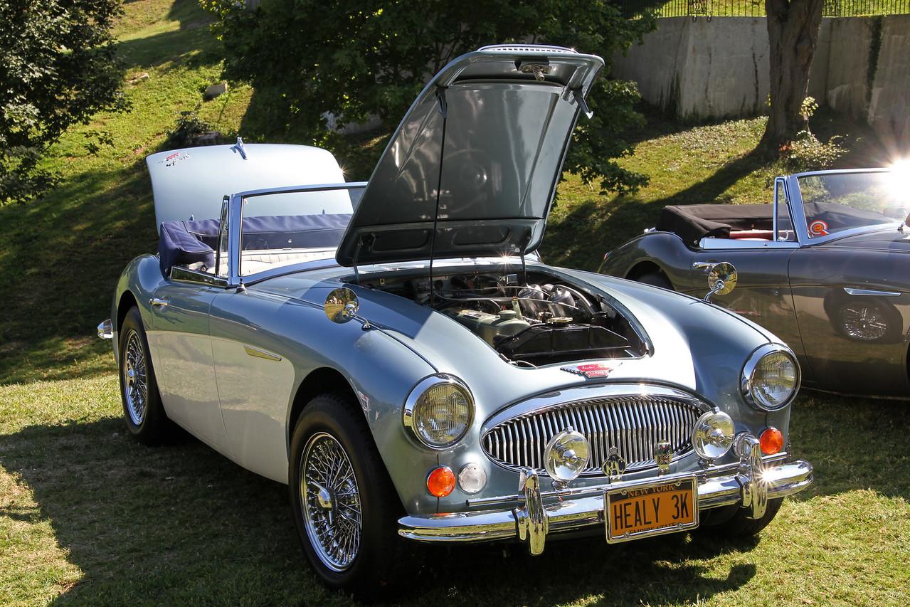 A very nice Austin Healey 3000