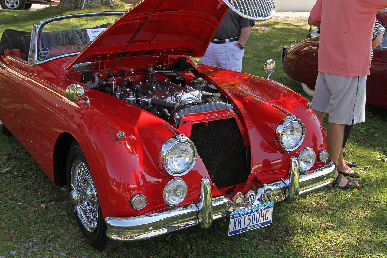 XK 150 DHC (how did I know that?)