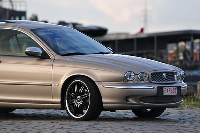 Jaguar X-type DUB Edition
