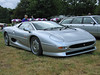 XJ220 at Littlecote JEC Southern Day 2006
