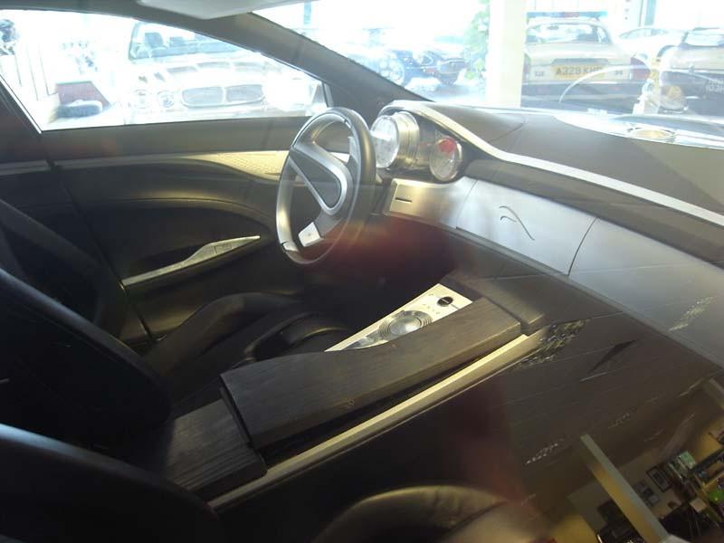 C-XF interior