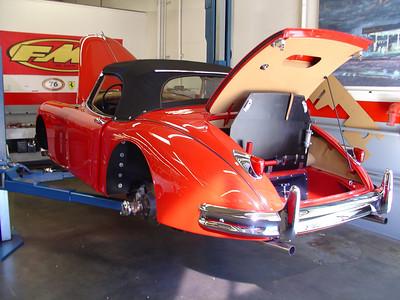 Jaguar 150S 1959.