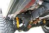 Jeeperman trail skidz frame mount