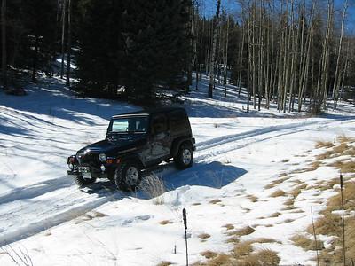 Jeep Trip 1-28-06