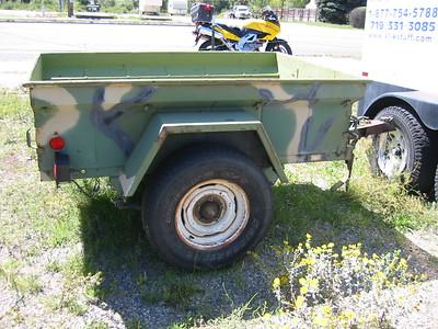 Jeep trailers