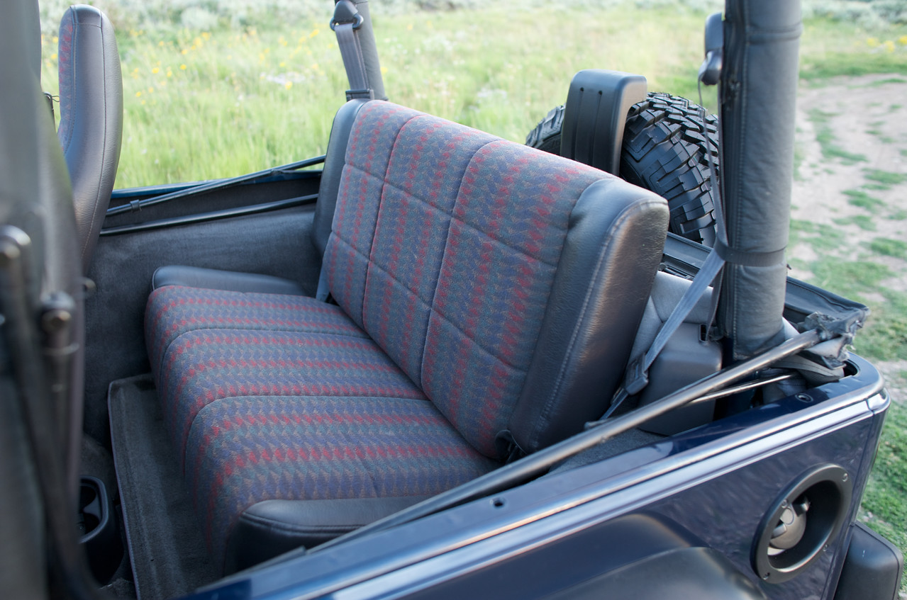 2000 Jeep Wrangler Sport 4.0L