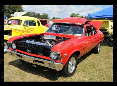 Ronnie Boyd's 1970 Red Nova