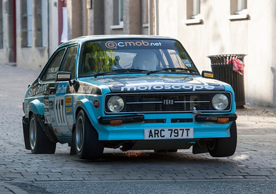 Duns, Jim Clark Rally 2012