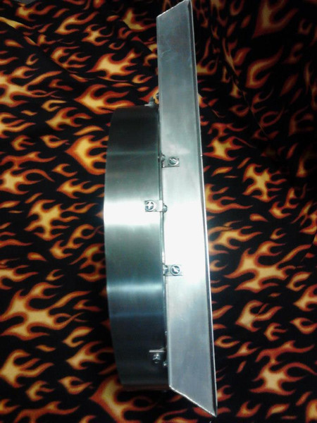 Custom Aluminum Fan Shrouds For Your Ride Starting at $175.00....