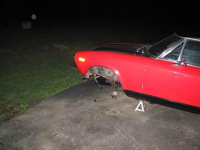 Josh's Fiat 124 Spider