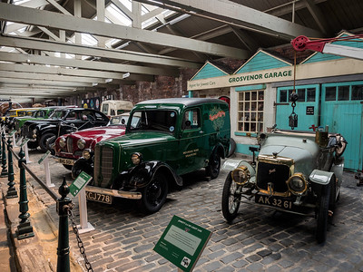 The Museum's Jowett Collection
