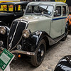 1936 Jowett Jason DL 10 HP
