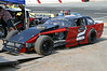 The #2 Open Wheel Modified from Clay Smith Motorsports